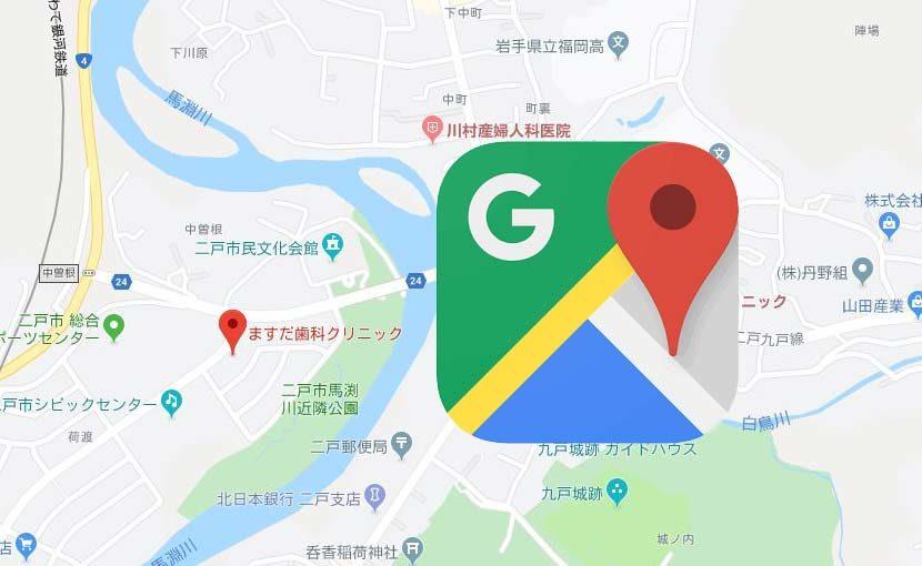 Google訪問の多い時間帯