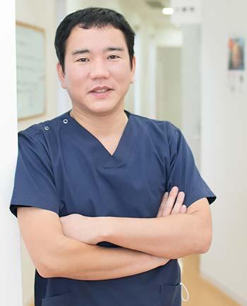 ますだ歯科クリニック 院長 桝田 俊之